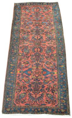 Lot 737 - Antique Lilian carpet