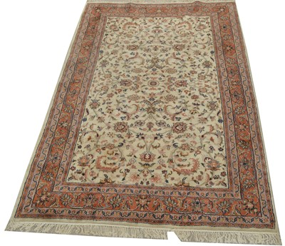 Lot 739 - Khorassan carpet