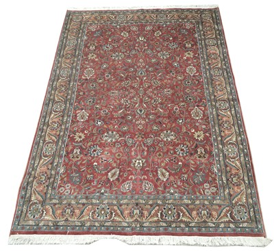 Lot 742 - Tabriz carpet