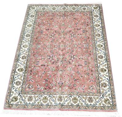 Lot 743 - Tabriz carpet
