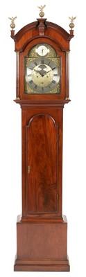 Lot 758 - William Lundie, Aberdeen, 18th Century eight-day longcase clock