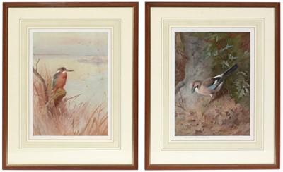 Lot 11 - Archibald Thorburn - signed prints