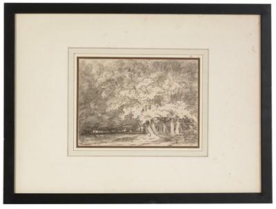 Lot 25 - British School, 18th Century - watercolour