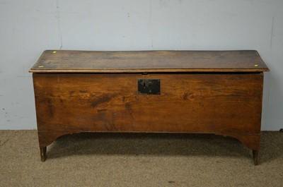 Lot 88 - 19th Century oak coffer