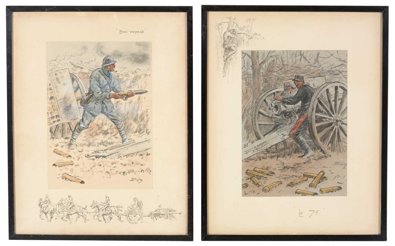 "Lot 293 - ""Snaffles"" Charles Johnson Payne - prints."