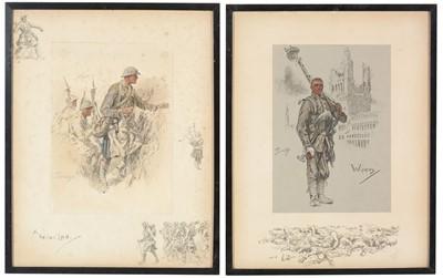 "Lot 294 - ""Snaffles"" Charles Johnson Payne - prints."