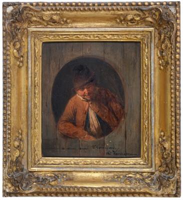 Lot 769 - Charles Venneman - oil.