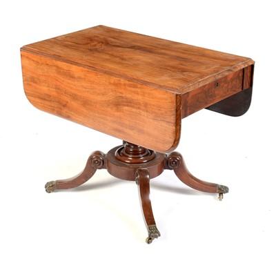 Lot 90 - 19th Century mahogany Pembroke table