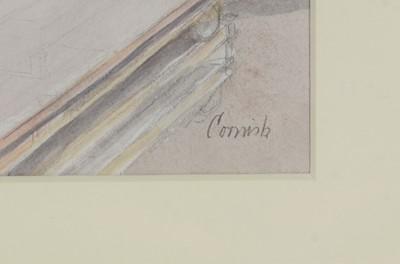Lot 694 - Norman Standfield Cornish - watercolour