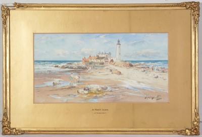 Lot 62 - Thomas Swift Hutton - watercolour