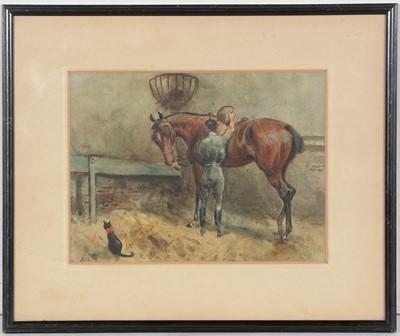 Lot 20 - Albert Henry Herbert - watercolour