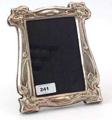 Lot 241 - Art Nouveau style photograph frame.