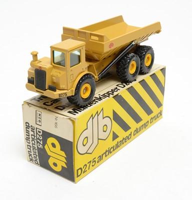 Lot 846 - DJB Articulated Dumper Truck