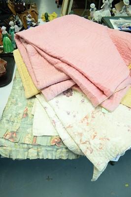 Lot 419 - Three Durham quilts.