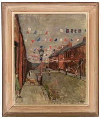 Lot 1005 - Anthony Eyton  - oil