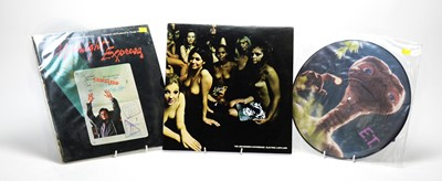 Lot 892 - Jimi Hendrix Electric Ladyland and other LPs