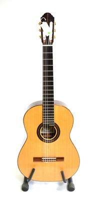 Lot 298 - Colin Morison Classical Guitar