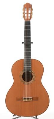 Lot 300 - An Almansa 457 Classical Guitar