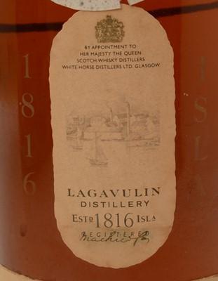 Lot 24 - Lagavulin Single Islay Malt Whisky