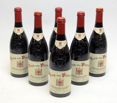 Lot 37 - Clos de Papes Chateauneuf-du-Pape 2002
