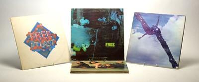Lot 877 - Seven Free LPs