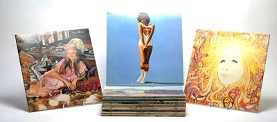 Lot 880 - Twenty two Barbara Streisand LPs