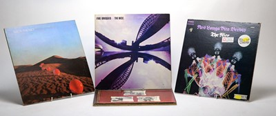 Lot 883 - Six The Nice LPs