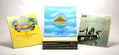 Lot 884 - 23 mixed LPs