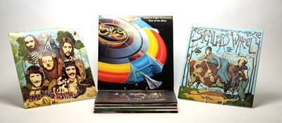 Lot 896 - 10 mixed LPs