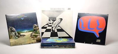 Lot 901 - 11 Yes LPs