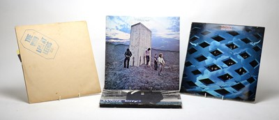 Lot 909 - The Who and Pete Townshend LPs