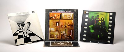 Lot 917 - Family and Yes LPs