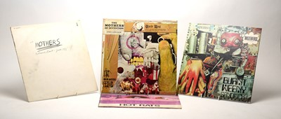 Lot 919 - The Mothers of Invention and Frank Zappa LPs