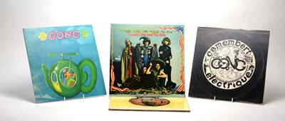 Lot 926 - Gong, Captain Beefheart and Country Joe LPs