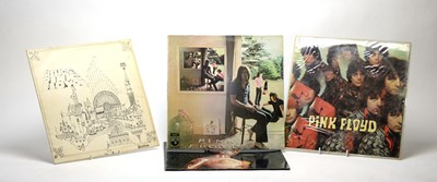 Lot 927 - 4 Pink Floyd and associated LPs