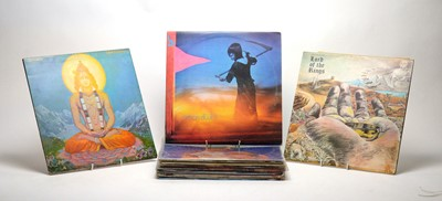 Lot 931 - 15 mixed LPs