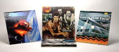 Lot 941 - 10 rock LPs
