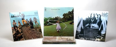 Lot 942 - 8 rock LPs