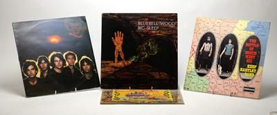 Lot 943 - 4 rock LPs