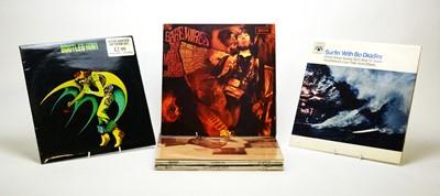 Lot 944 - 12 blues LPs