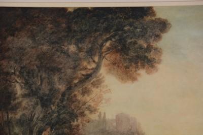 Lot 246 - Attributed to Joseph Mallord William Turner, RA - watercolour
