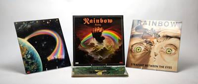 Lot 953 - 6 Rainbow LPs