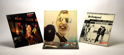 Lot 959 - 7 Dr. Feelgood LPs