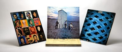 Lot 960 - 8 The Who LPs