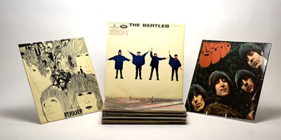 Lot 962 - The Beatles, Lennon, McCartney, and Wings LPs