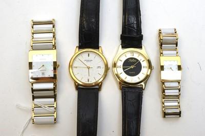 Lot 209 - Watches by Rado, Weil and Reflex