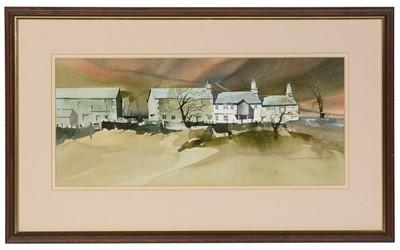 Lot 44 - Malcolm Edwards - watercolour