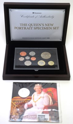 Lot 35 - Two Westminster coin sets