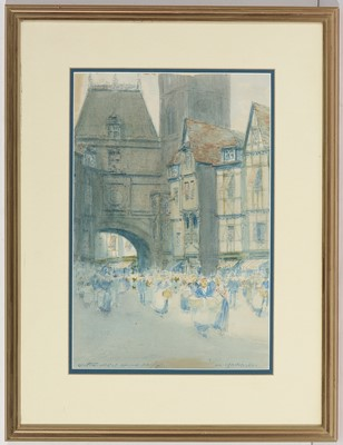 Lot 69 - Victor Noble Rainbird - watercolour