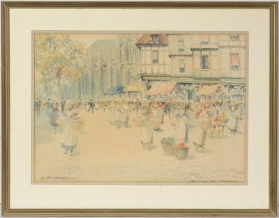 Lot 73 - Victor Noble Rainbird - watercolour